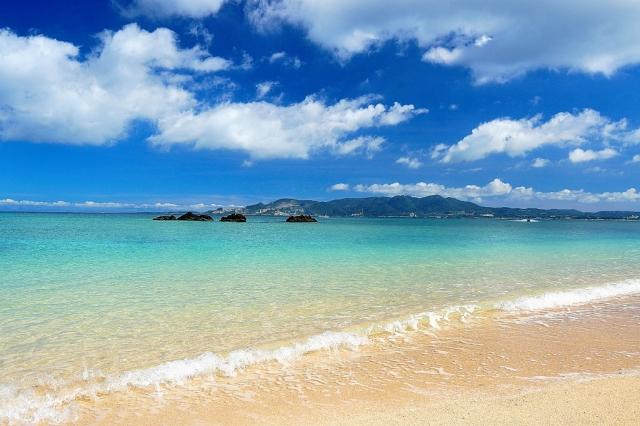 夢占い「海で泳ぐ」という夢の診断結果
