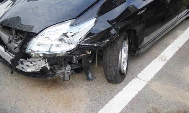夢占い「車の事故」に関する夢の診断結果