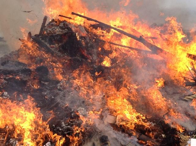 夢占い「火事の煙」の夢の診断結果
