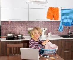 夢占い「雨で洗濯物が・・・」に関する夢の診断結果5選