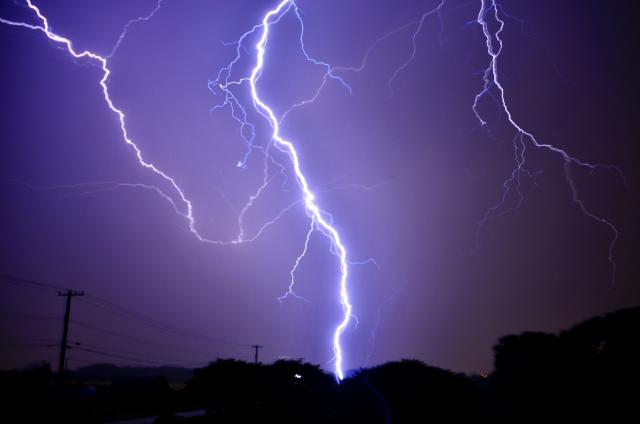 夢占い「雷が落ちる」の夢の診断結果