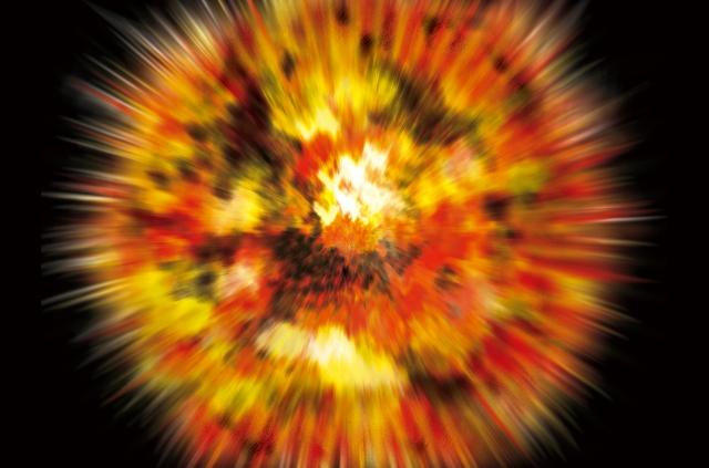 夢占い「爆弾から逃げる」という夢の診断結果