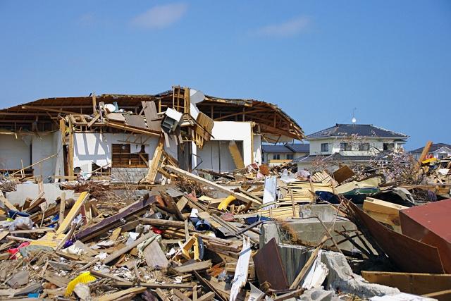 夢占い「家が地震」に関する夢の診断結果