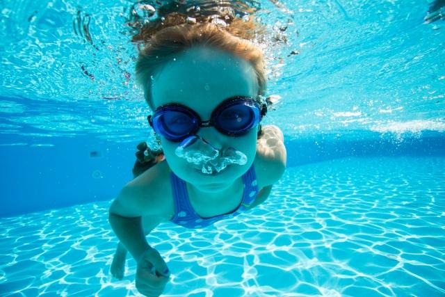 夢占い「プールで泳ぐ」夢の診断結果