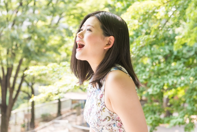 夢占い「歌う」夢の診断結果