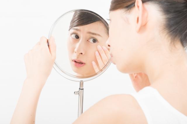 夢占い「鏡の中の自分」に関する夢の診断結果
