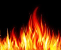 夢占い「炎」に関する夢の診断結果