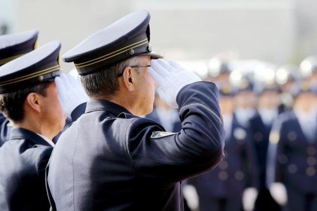夢占い「警察官」に関する夢の診断結果