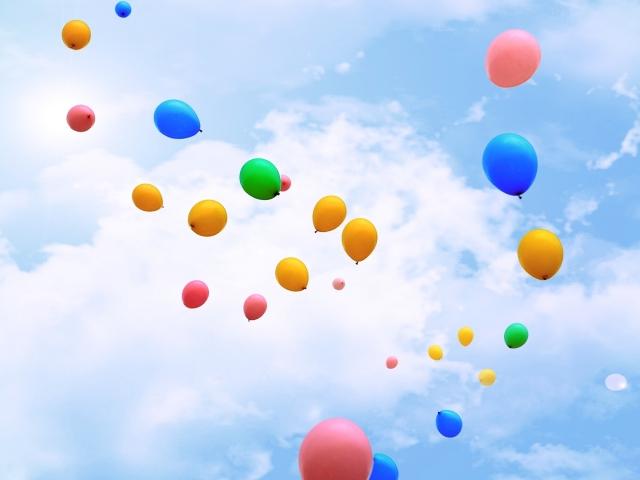 夢占い「風船」に関する夢の診断結果