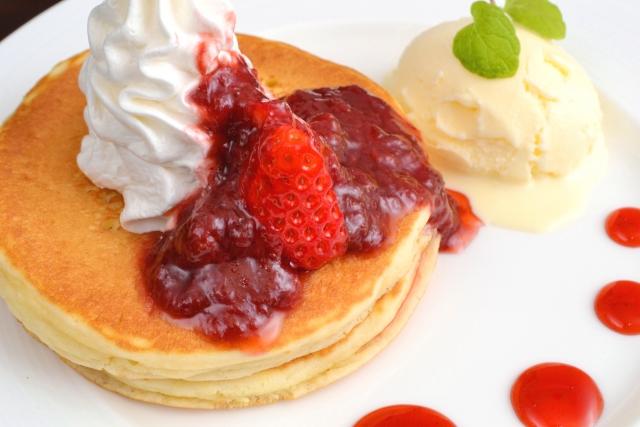 夢占い「パンケーキ」に関する夢の診断結果