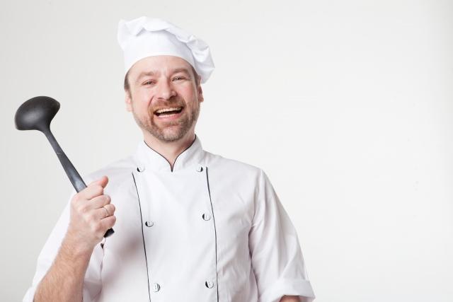 夢占い「料理人」に関する夢の診断結果