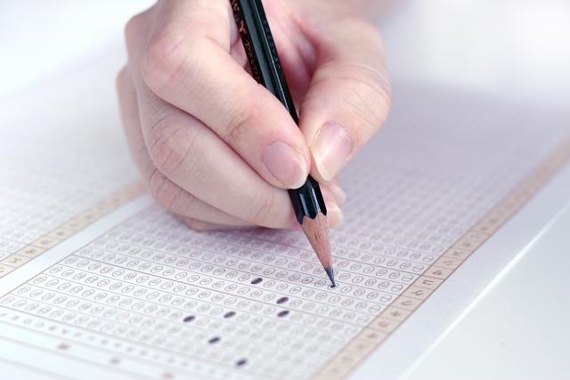 夢占い「テスト」に関する夢の診断結果