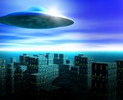 夢占い「UFO」に関する夢の診断結果