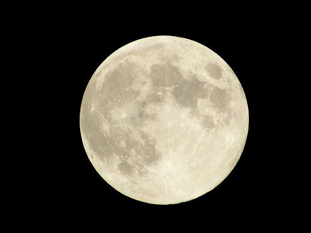 夢占い「満月」に関する夢の診断結果