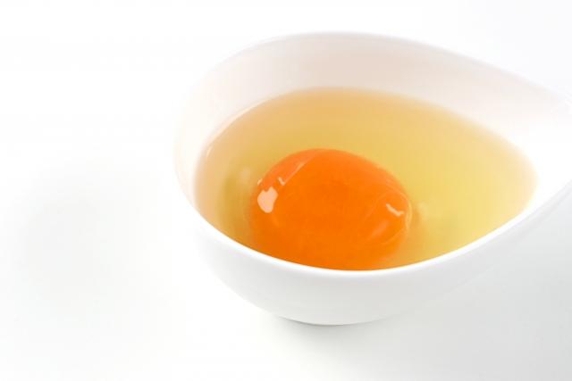 夢占い「生卵」に関する夢の診断結果