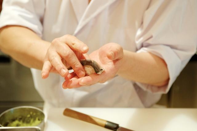 夢占い「寿司屋」に関する夢の診断結果