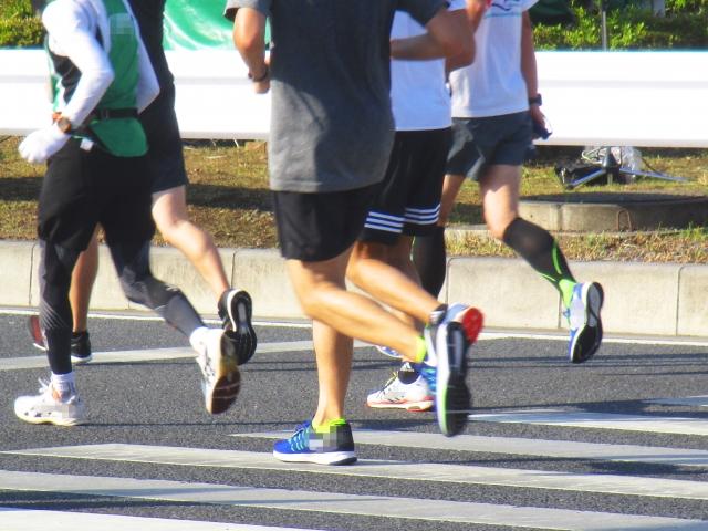 夢占い「マラソン大会」に関する夢の診断結果