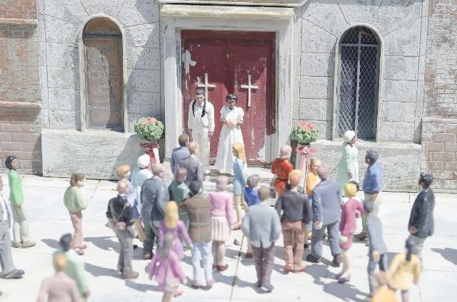 夢占い「結婚式場」に関する夢の診断結果