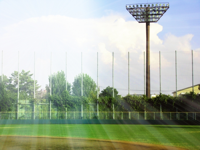夢占い「野球」に関する夢の診断結果