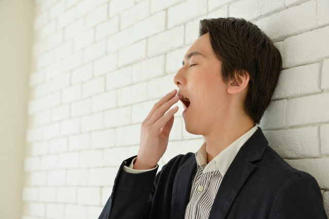 「眠い」に関する夢占いの診断結果