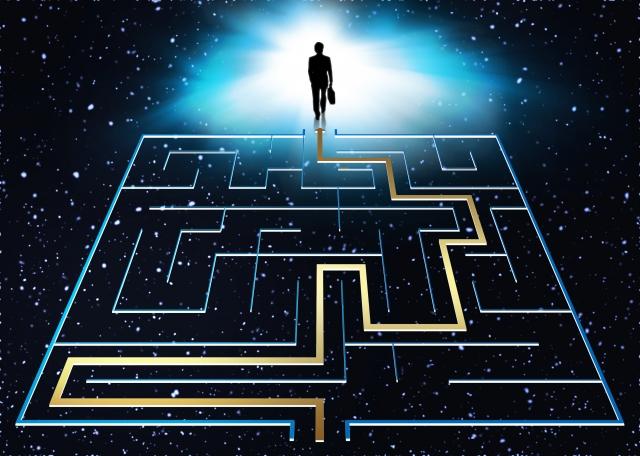 夢占い「迷路」に関する夢の診断結果