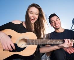 「ギター」に関する夢占いの診断結果