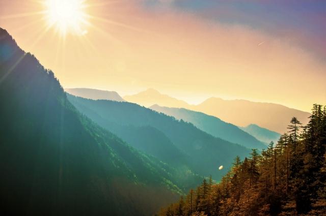夢占い「山」に関する夢の診断結果