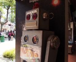 夢占い「ロボット」に関する夢の診断結果