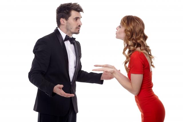 夢占い「口論(口喧嘩する)」に関する夢の診断結果