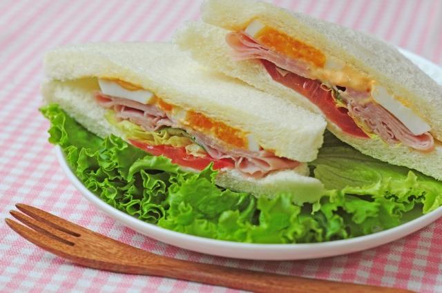 夢占い「サンドイッチ」に関する夢の診断結果