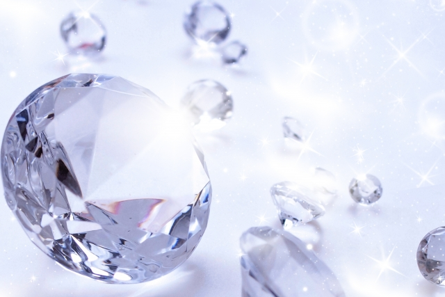 夢占い「ダイヤモンド」に関する夢の診断結果