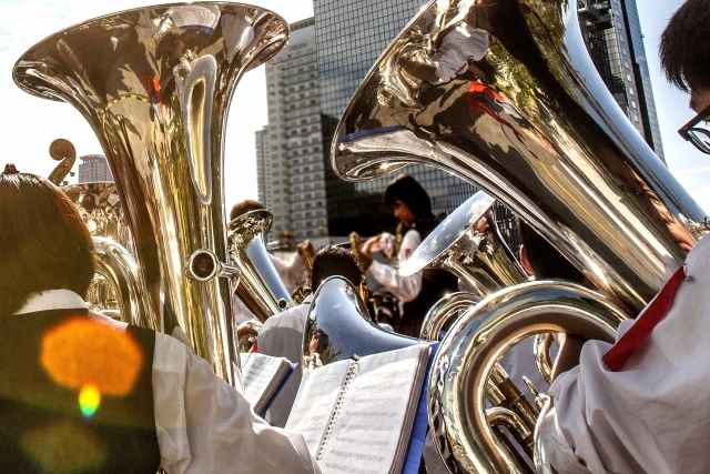 夢占い「パレード」に関する夢の診断結果
